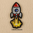 Embroidery Outer Space Sew On Iron On Patch Badge Fabric Applique Craft Transfer