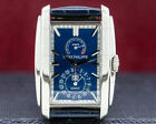 Patek Philippe 5200G-001 Gondolo 8 Day Manual Wind Blue Dial White Gold W/ BOX!