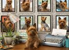 Dog Puzzle 1000 Piece Yorkies are My Type Yorkshire Terrier Jigsaw Cobble Hill