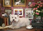 Dog Puzzle 1000 Piece Westies are My Type Terrier Jigsaw Cobble Hill