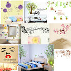 Family Flower Decal Wall Sticker Diy Removable Art Mural Home Room Decor Economy