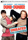 Dumb and Dumber DVD 2006 Unrated Jim Carrey Jeff Daniels NEW SEALED