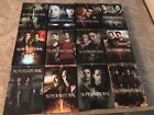 Supernatural The Complete Season 1 - 12 DVD TV SHOW Very Good Conditions