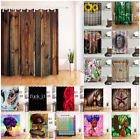 Kyпить US Ship African Woman Valentine Barn Cowboy Waterproof Fabric Shower Curtain Set на еВаy.соm