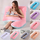 Oversized Comfortable Pregnancy Maternity Pillow U Shape Total Full Body Support