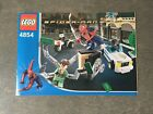 LEGO ® Instruction Manual Anleitung 4854 Spiederman Doc Ock's Bank Robbery