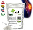 MSM Powder -METHYLSULFONYLMETHANE -Relief Joint Arthritis - Pure - New Look! $17.89 USD on eBay