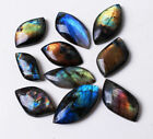 AAA+++ Natural Labradorite Crystal Rough Polished Rock From Madagascar AW612