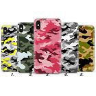 CAMOUFLAGE ARMY PATTERN CAMO NEW PHONE CASE COVER IPHONE 5 6 7 8 X XS MAX XR 11