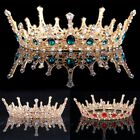 Kyпить Baroque Wedding Bridal Tiara Handmade Vintage Queen Crystal Crown Headband Gift на еВаy.соm