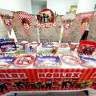 Xl Roblox Cupcake Cake Topper Party Favors Balloon Supplies Decorations Toppers