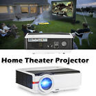 LED Video Projector Home Theater Backyard Movie HDMI USB HD 1080P PS4 Smartphone