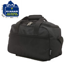 Aerolite New 2019 Ryanair 40x20x25 Maximum Size Holdall Cabin Luggage Flight Bag