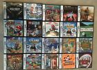 Variety of Nintendo DS games