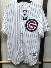 NWT Chicago Cubs Majestic Cool Base Youth Size S 8 Jersey