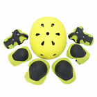 7PCS/Set Kid Protective Gear Child Elbow Knee Pads Wrist Guards Gear Multi Sport