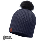 BUFF NEW Knitted & Polar Fleece Hat for Winter Sports/Skiing/Walking/Golf