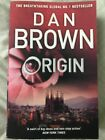 Origin Dan Brown English Besteller Taschenbuch Paperback