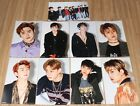EXO LOVE SHOT SMTOWN GIFTSHOP OFFICIAL GOODS 4X6 SIZE PHOTO NEW