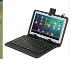 10.1'' Tablet PC Android 6.0 Octa Core 4+64GB 10 Inch 3G Phone Phablet Keyboard