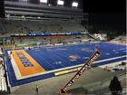 2-4 BOISE STATE BRONCOS 2019 SEASON TICKETS - FRONT ROW UPPERS - AISLE SEATS!!!