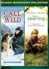 Classic Adventures Collection, Vol. 1: Call of the Wild/Yearling (DVD, 2010) NEW