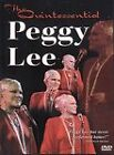 The Quintessential Peggy Lee (DVD, 2003) NEW
