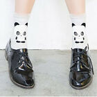 Panda Bear Pig Cartoon Animal Women Socks Lady Girls Cotton Soft Stocking Shan