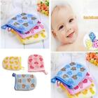Infant Cartoon Bath Shower Exfoliating Body-Scrub Cotton Towel Glove shan