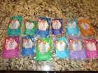 TY HAPPY MEAL 12 MINIS BEANNIE BABIES NEW 1999