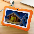 """7"""" Tablet PC Kids for Education Android 4.4 Quad Core 8GB Camera Bluetooth"""