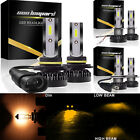 Led Headlight Super Bright Bulbs White 6000k H1 H7 H8 H9 H11 Hb3 9005 9006 9012