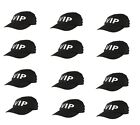 Black VIP Hats - Hollywood Party Adult Fancy dress - wholesale- Choose Quantity