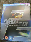 Fast and Furious 7 Movie Collection Blu-Ray With Digital HD UV Europe Codes