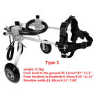 5 Types Cart Pet/Dog Wheelchair for Handicapped small DogCat Pet Supplies Sale!