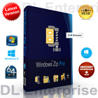 WinZip Pro  🔥 Compression Archive Software 🔥Lifetime Licence Windows-XP 7 8 10