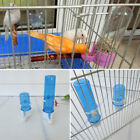 Parrot Feeder Automatic Water Drink Container Food Dispenser Cage Birds Supplies