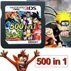 For Nintendo Nds 2ds 3ds Ndsi Ndsl 500/486/482/468/488/208 In 1 Video Game Card