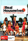 The Real Housewives of Orange County - Season 5 NEW PAL/NTSC Cult 5-DVD Set