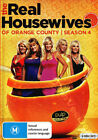 The Real Housewives of Orange County - Season 4 NEW PAL/NTSC Cult 4-DVD Set