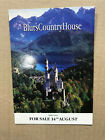 Indie / Baggie 1990's Promo Postcard / Flyer: BLUR - Country House Monopoly Deed