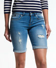 Neue Damen Superdry Bermuda Shorts Summer Worn