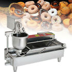 【US】Automatic Commercial Donut Fryer Maker Donut Making Machine Robot 6KW tool