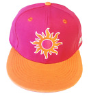 Southern California Sun Snapback Hat WFL World Football League