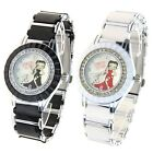 BETTY BOOP Authentic Round Face Fashion Bangle Bracelet Watch $14.89 USD on eBay