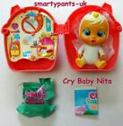 Cry Babies Magic Tears Brand New Doll And House Pick The One You Want NEW