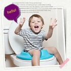 Toddler Baby Toilet Seat Cushion Baby Bathroom Potty Training Plastic Seat Cover