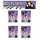 'Justin Bieber Stickers - Pop Memorabilia - Great On Lunch Boxes Gift Wrap Books