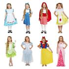 Fancy Dress Costume World Book Day Girls Dressing Up Outfit Book Characters NEW