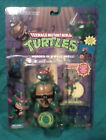 MICHAELANGELO Teenage Mutant NinjaTurtles BLACK BELT STORAGE SHELL COLLECT CARD
